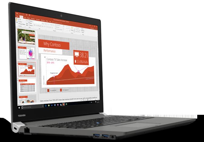 W porównaniu z innymi producentami Toshiba długo zwlekała z wprowadzeniem na rynek laptopów z procesorami 6 generacji