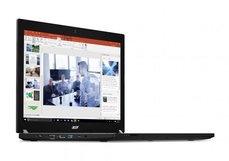Acer kojarzy się w Polsce zwłaszcza jako producent bardzo tanich laptopów, z notebookami biznesowymi rzadko kojarzymy tę markę