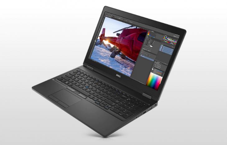 Dell Precision 15 3520 jest to wysokiej jakości urządzenie. Przekątna ekranu wynosi piętnaście cali